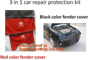 China Car Fender Covers Protect Paintwork Magnetic Wing Bonnet Paint Auto Repair on sale