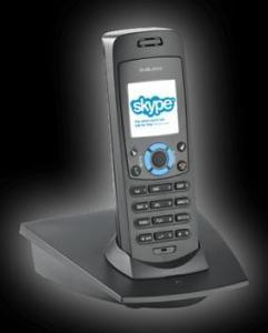 China Téléphone sans fil de Skype on sale