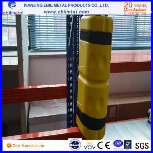 China Popular Plastic Upright Protector / Column Protector for Storage Racks on sale