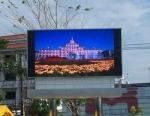 Full Color High Definition Outdoor PH10mm DIP 1R1G1B Super Thin Led Screen Display