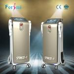 Painless big large spot power support non-stop working personal laser hair removal machine