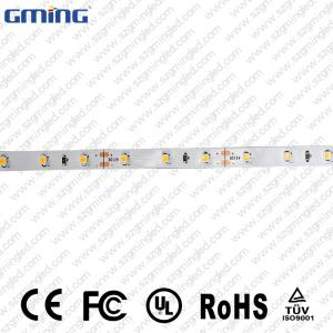 China 60 LEDs / M SMD LED Flexible Strips For Indoor Decoration 10 MM PCB Width on sale