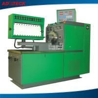 China Auto digital control diesel Fuel Pump Test Bench Equipment 5.5kw 380V IP54 on sale