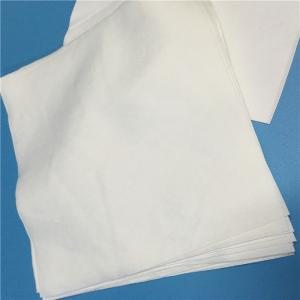 China 100% Polyester Cleanroom Wipes High Abrasion Resistance RoHS REACH Approve on sale