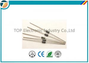 China Black 1N4007 Rectifier Diode For Generator Fairchild General Purpose On PCB on sale