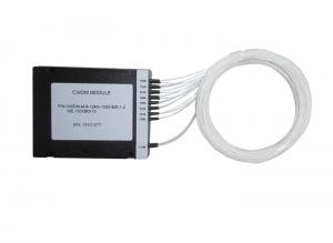 China 6 Channels Filter Fwdm / Wdm Module Optic Equipment With PVC / ABS Material on sale
