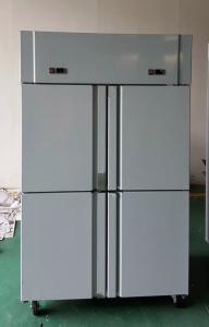 China Deep Restaurant Refrigeration Equipment , 1000 Litre Fridge Freezer For Home on sale