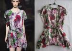 Vestido de seda da forma chinesa por atacado do vestido do desenhista dos vestidos da forma
