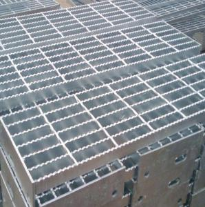China Galvanized Welded Steel Bar Grating on sale