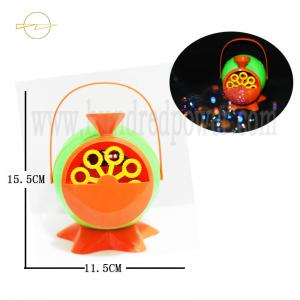 China Extreme Children'S Bubble Machine Hand Held Bubble Maker Simple Operate supplier
