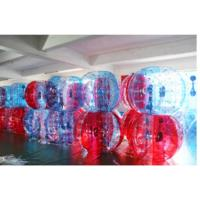 High Airtight Giant Inflatable Bumper Ball , Colorful Adult Bumper Ball For Playgound