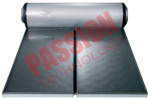 China 300L Flat Panel Solar Water Heater on sale