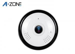 China Wifi 360 Panoramic Vr Camera / Fisheye Ir Camera Supports Wireless Connection on sale