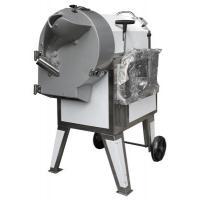 China Customized 0.75kw 220v Stainless Steel Ginger garlic Slicing equipment, Vegetable Slicer Machine on sale