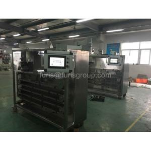 China 304 машины запечатывания PLC машины запечатывания прокладки нержавеющей стали жидкостных для пакета on sale