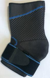 China Breathable Feet Sleeve with Adjustable Strap Ankle Support for Men & Women on sale