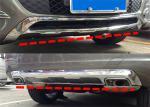 Benz GLK 300/350 2013 2014 протектора бампера автомобиля/Assy/фронт бампера скид бампера крома