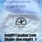 Poudre blanche Methenolone Enanthate CAS 303-42-4 de Primobolan