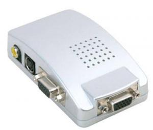 China Professional PC To TV/VGA To TV Video Converter on sale