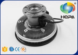 Aluminium Alloy CAT 320D Engine Automobile Cooling Fan