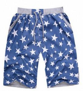 China Men's Swim Trunks Boardshorts Printing Casual Beach Short Pant on sale