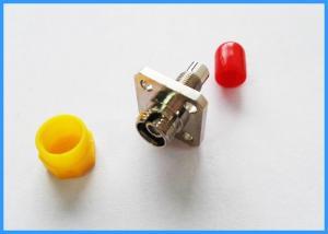 China 2dB Singlemode FC UPC Fiber Optic Adapters / Optical Coupler Duplex Type on sale