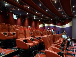 China Mini 4D Cinema System 3D 4D 5D 6D Cinema Theater Movie Motion Chair Seat System Furniture equipment facility suppliers factory on sale