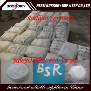 Quality Sodium Formate Formic Acid Salt 92% 95% 98% for sale