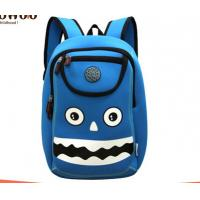 Neoprene Kindergarten Personalized Backpacks for Kids / Girls / Children