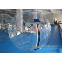 2m Dia Inflatable Hamster Water Balls , Zorbing Bubble Runner Giant Walking Ball