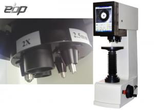 China Auto Lifting Brinell Hardness Testing Machine Built In 3M Pixel Camera on sale