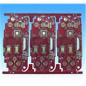 China KB FR-4 immersion gold ups pcb assembly 2 layer , Fire Resistance ROHS on sale