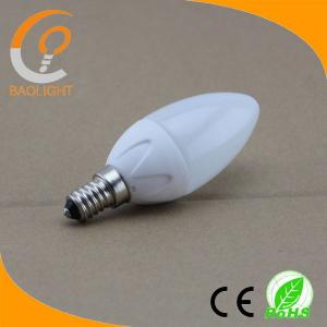 China Dimmable E14 led candle bulb 5W 400lm AC220V on sale