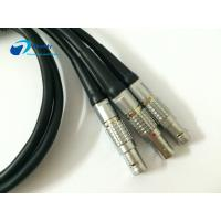 Cigarette Lighter Style Custom Power Cables With XLR / BNC Powertap Connectors
