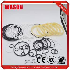China Custom Excavator Spare Parts Excavator Seal Kits O Ring For NPK7XB NPK10XB on sale
