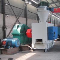 Dry powder / hydraulic briquette machine