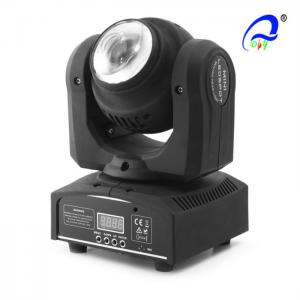 China Double Face 2 * 10W Disco Dj LED Lights For Outdoor Y Axis Unlimited Rotation on sale
