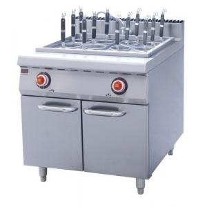 China Silver 15L Electric Pasta Cooker With Cabinet ZH-RM-12 Western Kitchen Equipment on sale