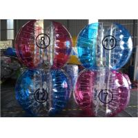 Professional Commercial Human Inflatable Body Bumper Ball For Adults