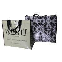 Nonwoven Reusable Carrier Bags Matt Coated / reusable shopping bag