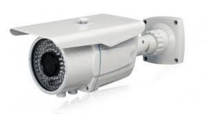 China 0.1 Lux Color Weatherproof IR Camera Bullet , 43 IR Leds Range 30 Meters on sale