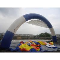 Blue and White Color inflatable Arch for Sale / Inflatable Arch Rental