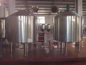 China Conical Fermenter Stainless Steel Brewing Equipment For Restaurants Hotel on sale