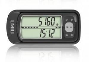 China Highly accurate 3D Mini digital pocket Steps, Distance & Calories counter pedometer on sale