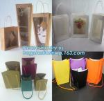 violet printing shopping bags by handmade,Gift shopping luxury carrier Bag Direct Manufacture Paper Bag logo Printing