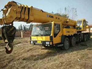 China Auto Transmission Truck Crane 70 Ton QY70K XCMG China Used Crane Top Sale on sale