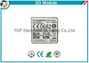 China HUA WEI GSM / GPRS 3G Embedded Modem Module MU609 3 Antenna Connectors on sale