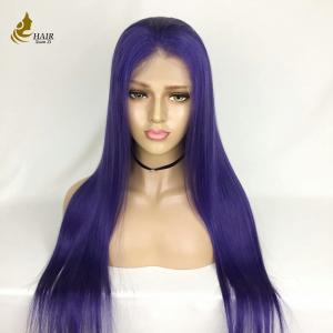China Hand Tied Virgin Hair Wigs on sale