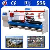 Aluminum Foil Laminated BOPP Tape Cutting Machine For PET , CPP , CPE , PE