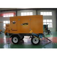 75KW 50Hz Cummins diesel generators / diesel standby generators residential